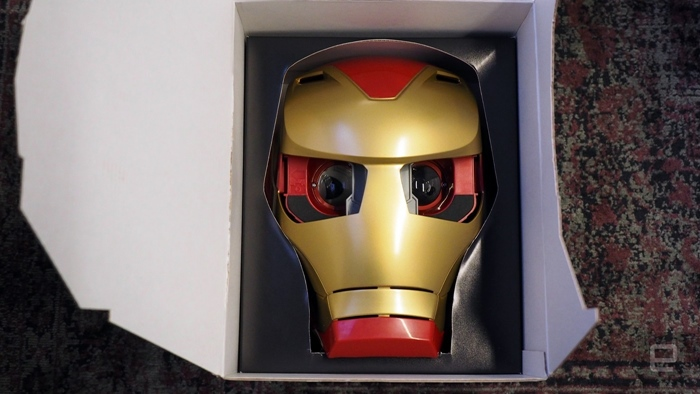 Hero Vision Iron Man