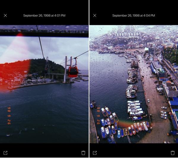 แอปฯ ถ่ายภาพกล้องฟิล์มยอดนิยม