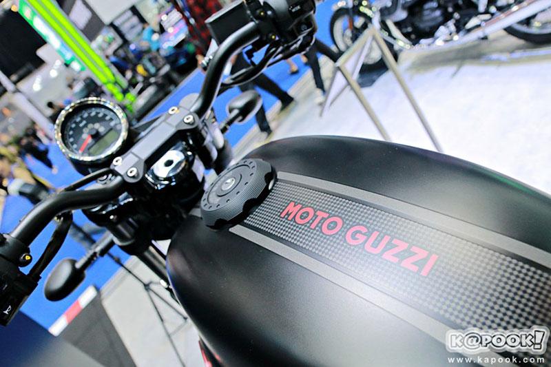 Moto Guzzi V7 III ปี 2018