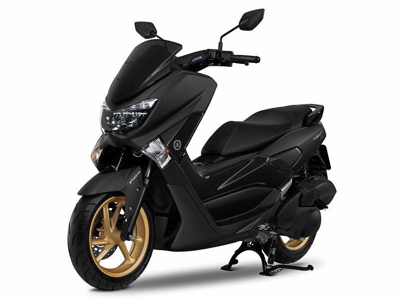 Yamaha Nmax 2018 เปิดสีใหม่ประจำปี ราคาเริ่ม 81 000 บาท