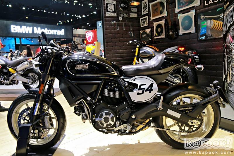 Ducati Scrambler 1100 ปี 2018