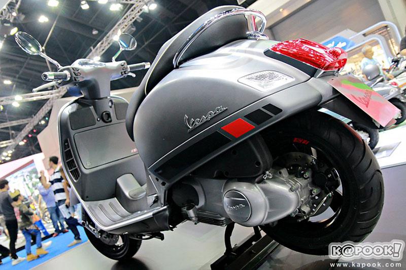 Vespa GTS Super Sport 300 ABS