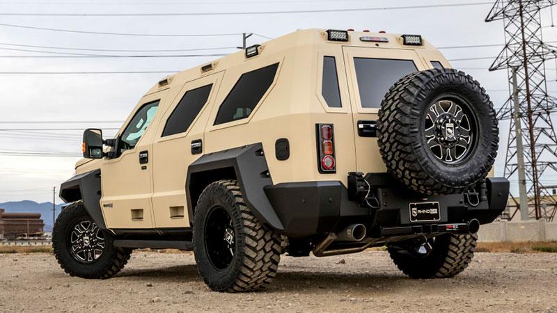 USSV Rhino GX
