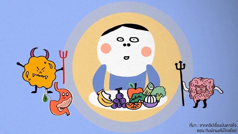 ประโยชน์ของผัก