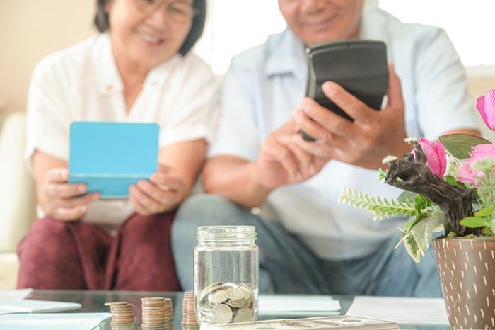 เงินฝากผู้สูงอายุ
