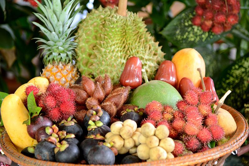 แพทย์แผนไทยแนะกินผัก-ผลไม้