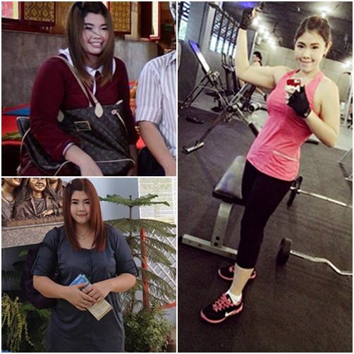 วิธีลดน้ำหนัก สาวอ้วนรีดน้ำหนัก 15 กก. หายไปถาวร ด้วยการออกกำลังกาย-คุมอาหาร