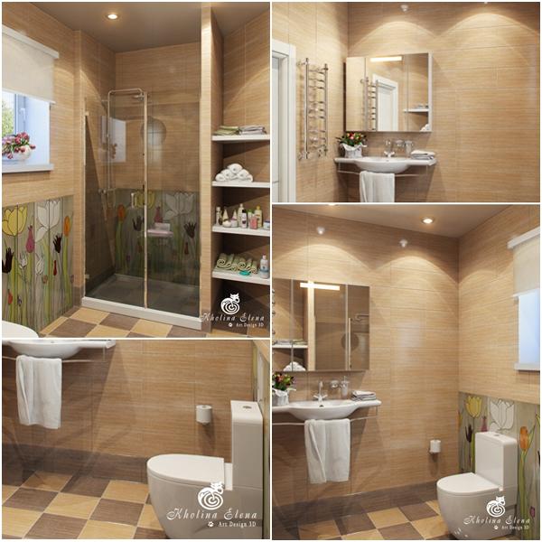 Brilliant Architectsmodern Homeshome Designsbathroom Inteiorbahroom Tiles