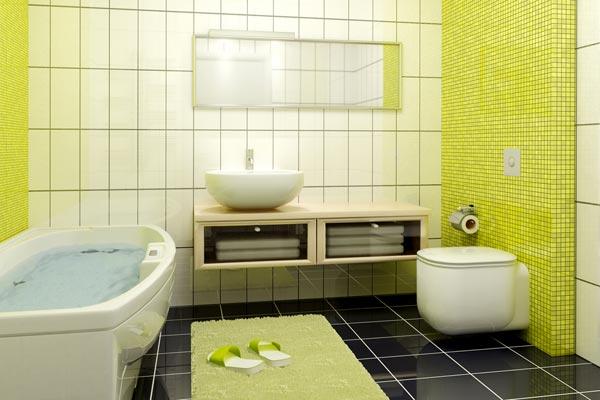 - Pose de faience dans une douche ...