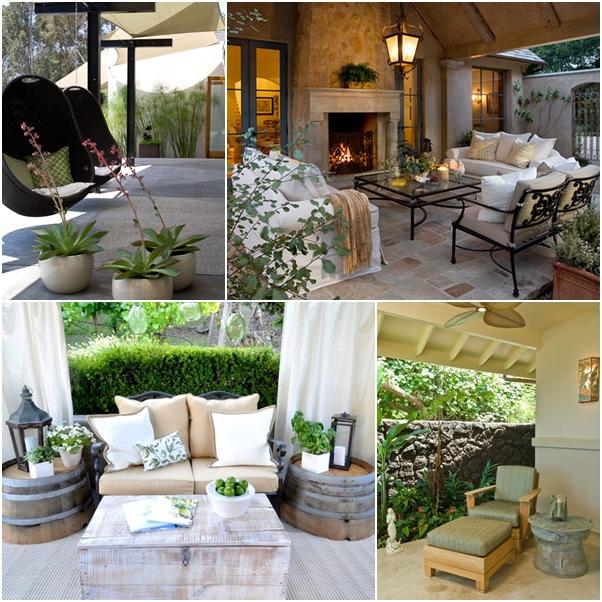 จัดมุมนั่งเล่นในสวนอย่างไร ให้สวยเป๊ะทุกองศา
