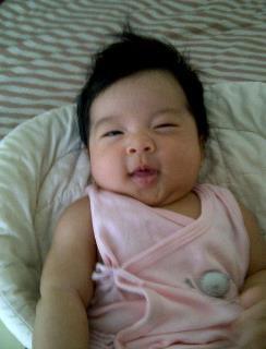 น้องจูโน่ ลูกสาวสุดน่ารักของ เจอาร์