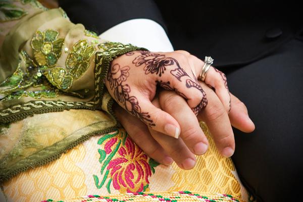 พิธีแต่งงานแบบอิสลาม