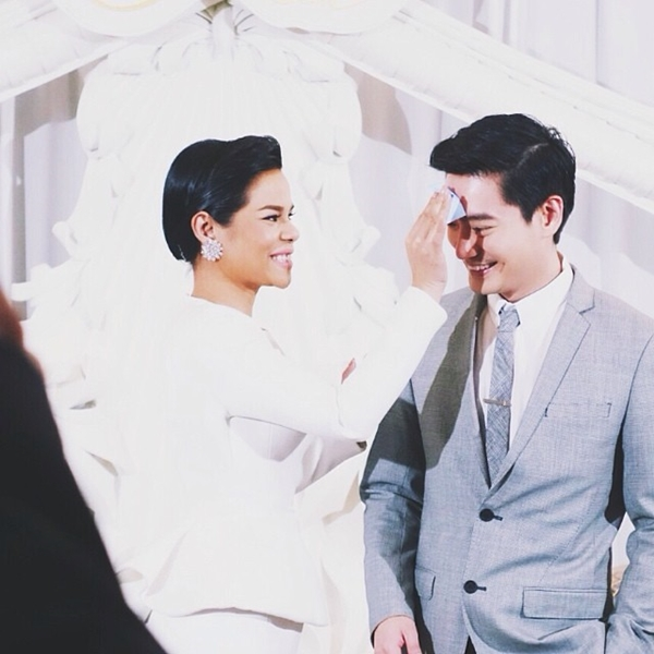 งานแต่งงาน โอปอล์ หมอโอ๊ค