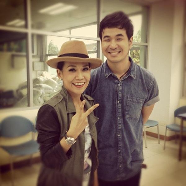 The Voice Thailand on Tour ใน ฉันไปค้างคืนกับซุปตาร์