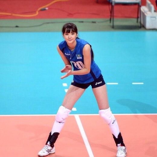sabina altynbekova นักวอลเลย์ คาซัคสถาน