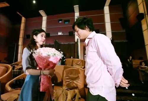 ชมคลิปหวาน...วินาทีที่ ก้อง ธิติ ขอเจน ชมพูนุช แต่งงาน