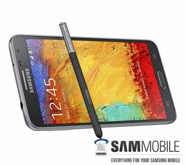 Samsung Galaxy Note 3 LTE (Snapdragon 800)