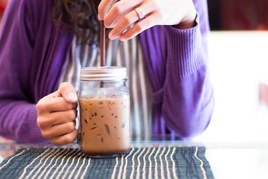 กาแฟเย็น ตัวการพาอ้วน