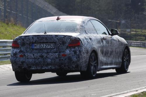 แอบถ่าย! 2014 BMW 2 Series วิ่งทดสอบบนสนามแข่ง