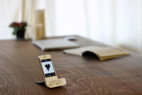 เก๋ดี! ลำโพงขนาดพกพาสำหรับไอโฟนโดยเฉพาะ