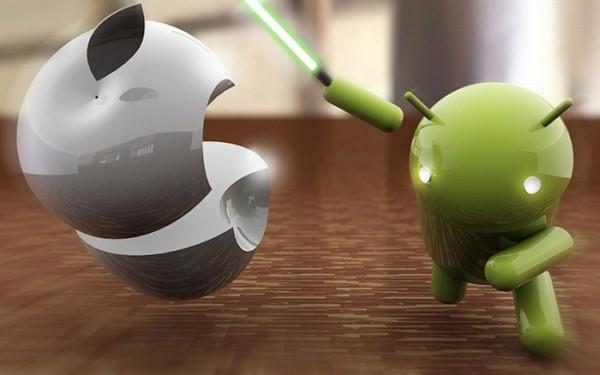 เหตุผลที่ทำให้ Google/Android อยู่เหนือ Apple/iOS