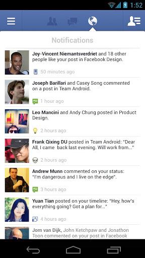 แจ่ม! แอพฯ เฟซบุ๊กอัพเดทใหม่ เร็วกว่าเดิมเป็นเท่าตัว