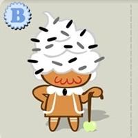 คุกกี้รสคุกกี้แอนด์ครีม (Cream Cookie)