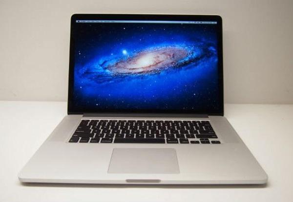 MacBook Pro with Retina Display ที่สุดของโน้ตบุ๊กแห่งปี 2012