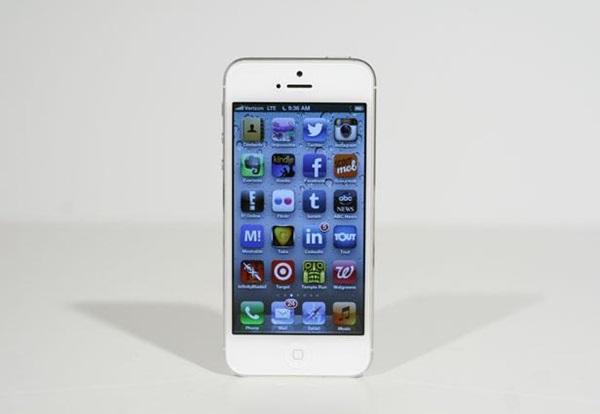 iPhone 5 สมาร์ทโฟนที่ใคร ๆ ก็จับตามอง