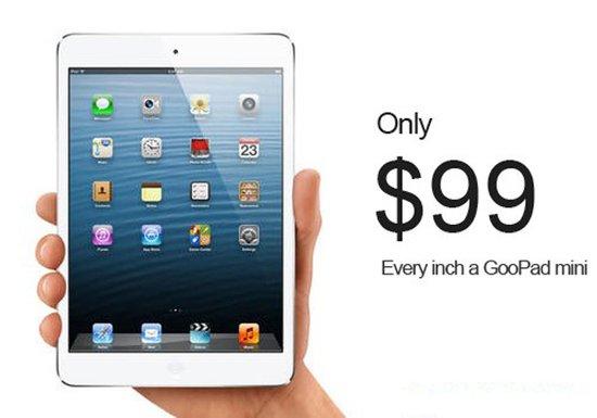 พี่จีนเอามั่ง ! เปิดตัว GooPad Mini ราคาแค่ 3 พัน !?