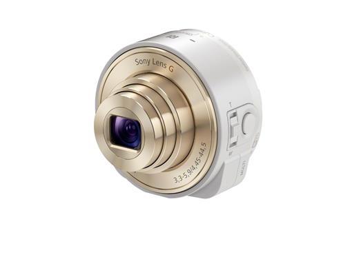 Sony Cyber-shot DSC-QX10/DSC-QX100 กล้องทรงเลนส์ สำหรับใช้กับสมาร์ทโฟน