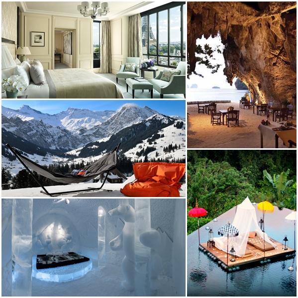20 โรงแรมสวยแปลกจากทั่วโลก