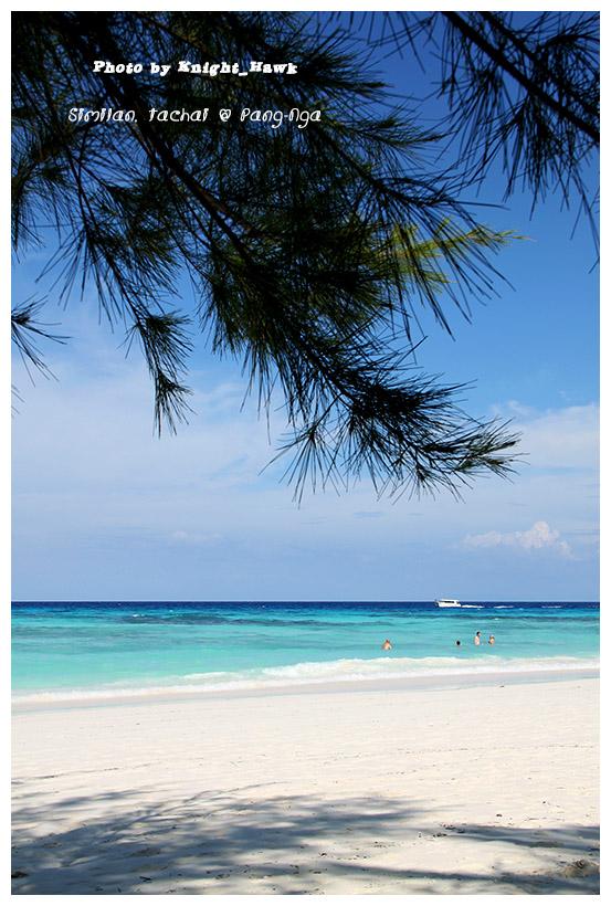 เกาะตาชัย เกาะสิมิลัน ความงามตามธรรมชาติอันบริสุทธิ์