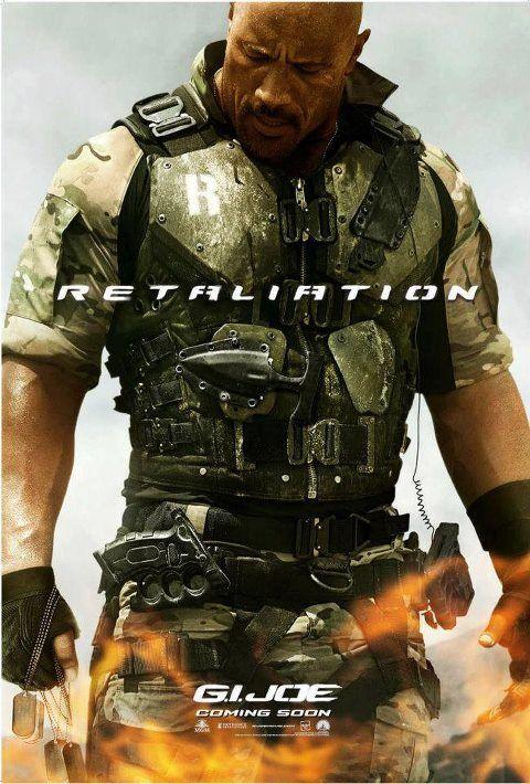 ดูหนังออนไลน์ HD ฟรี - G.I.Joe 2 : Retaliation (2013) จีไอโจ สงครามระห่ำแค้นคอบร้าทมิฬ [Trailer] DVD Bluray Master