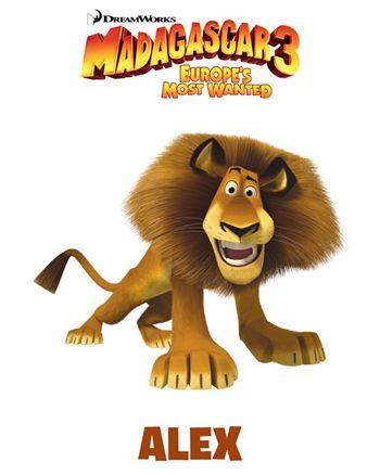 Madagascar 3 มาดากัสการ์ 3 ข้ามป่าไปซ่ายุโรป [Sound TH-Rong]