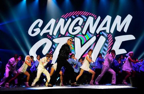 กังนัม สไตล์ gangnam style