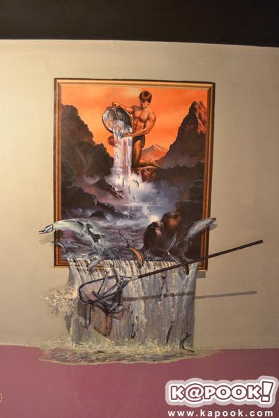 พิพิธภัณฑ์ศิลปะ 3 มิติ โคราช
