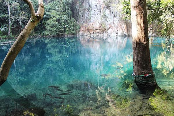 หล่มภูเขียว Unseen Thailand ที่ซ่อนตัวในเมืองลำปาง