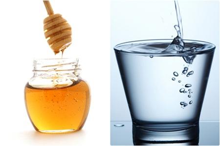 น้ำผึ้ง น้ำร้อน