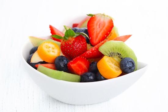 ผลไม้ 5 สี