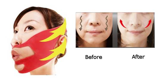 Houreisen Face Exercise Mask - Tightens cheeks