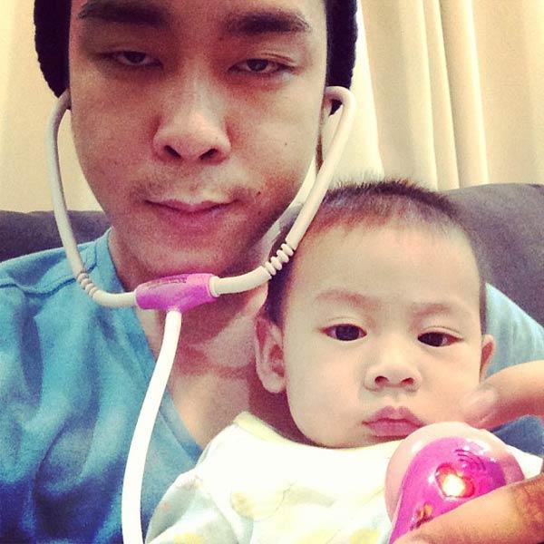 น้องยูจิน ลิ้นหัวใจรั่ว โจ๊ก โซคูล