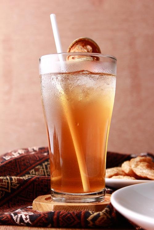 น้ำมะตูม น้ำสมุนไพร เครื่องดื่มสมุนไพรไทย