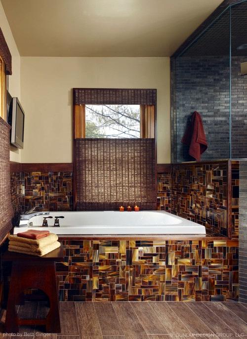 5 เคล็ดลับดี ๆ ให้คุณมีผ้าม่านห้องน้ำสวยเตะตา