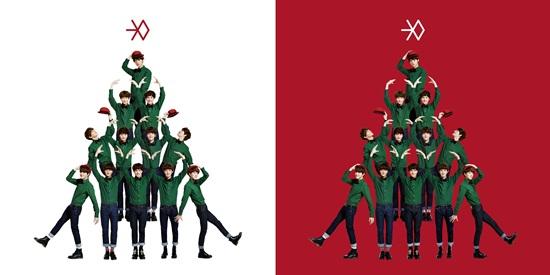 EXO ส่งอัลบั้ม Miracles in December วางแผง 20 ธ.ค.นี้