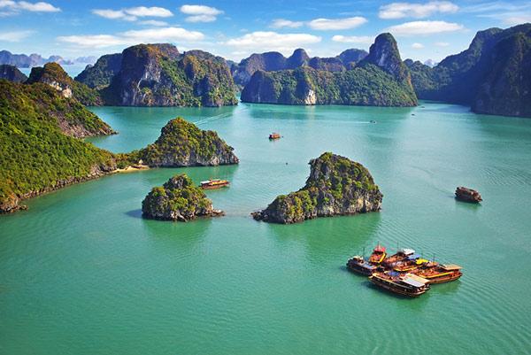 แนะนำสถานที่ท่องเที่ยวในเวียดนาม ถ้าพลาดแล้วจะเสียใจ