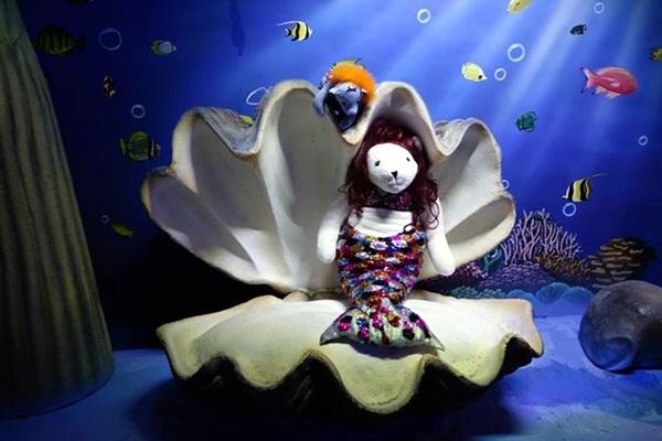 เปิดแล้ว พิพิธภัณฑ์ตุ๊กตาหมีแห่งแรกของเอเชียตะวันออกเฉียงใต้
