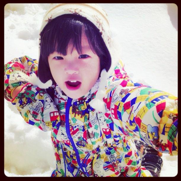 ชมภาพ เคน หน่อย พาลูก ๆ เที่ยวญี่ปุ่น