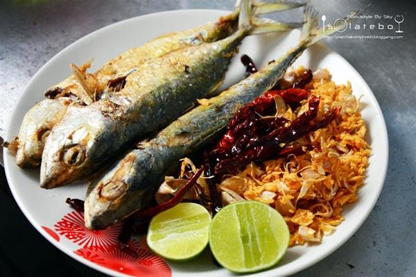 เมนูอาหารไทย วิธีทำปลาทูเค็ม
