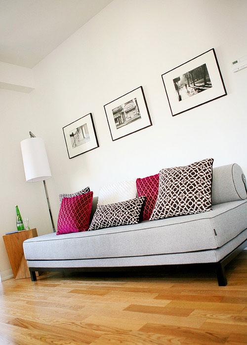 40 เดย์เบดเก๋ ๆ เปลี่ยนโซฟาห้องนั่งเล่นให้เป็นเตียงนอน